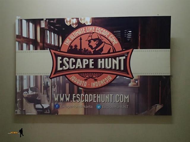 Detektif, Escape Hunt, Jakarta