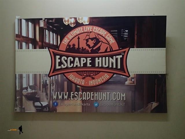 Serunya Menjadi Detektif di Escape Hunt Jakarta