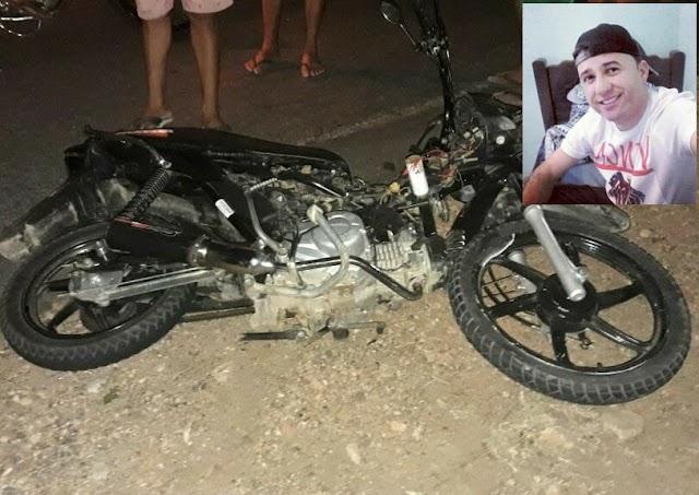 Mecânico morre em colisão entre motos na RN 177, em Coronel João Pessoa