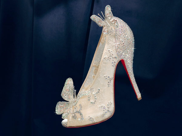 Louboutin Shoes Cinderella Price
