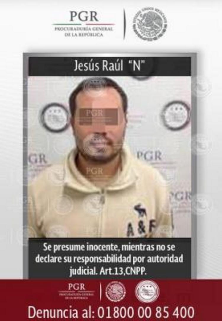 """Juez de EU desestima tortura de la Semar contra """"El Chuy Raúl"""", guardaespaldas de """"El Alfredillo"""""""