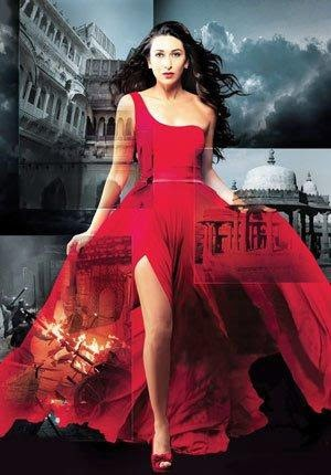 Karishma Kapoor Hot Avatar in Dangerous Ishq Movie ...