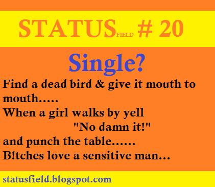 Funny Relationship Quote Status