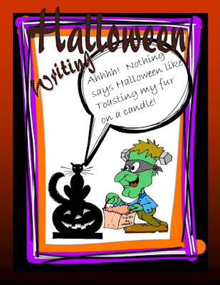 https://www.teacherspayteachers.com/Product/Halloween-Creative-Writing-Halloween-Characters-with-Speech-Bubbles-2129730