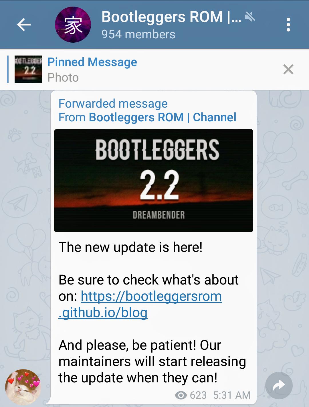 Mi Update: BootleggersROM-Oreo4mido 2 2-Stable-Shishufied ROM