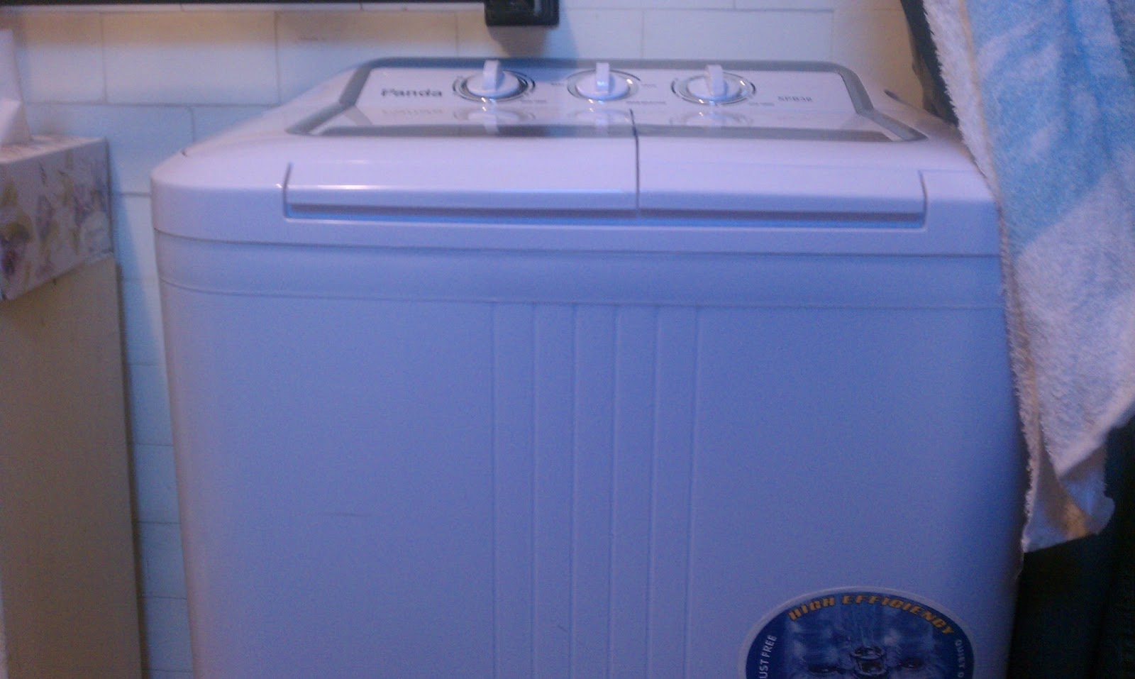 Images of Panda Washer Review