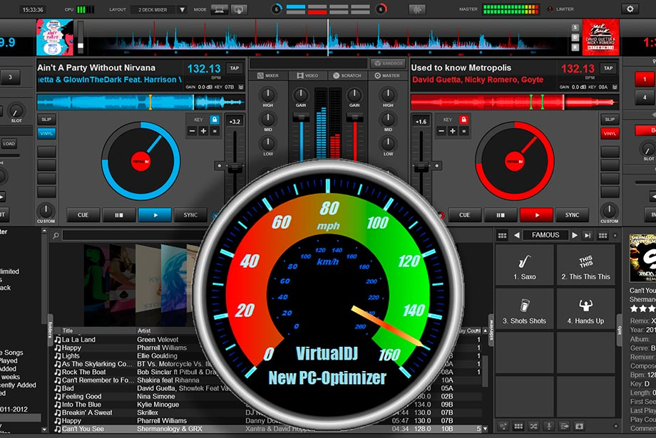Virtual Dj PC Optimizer Tool Free Download | Zone Cracked