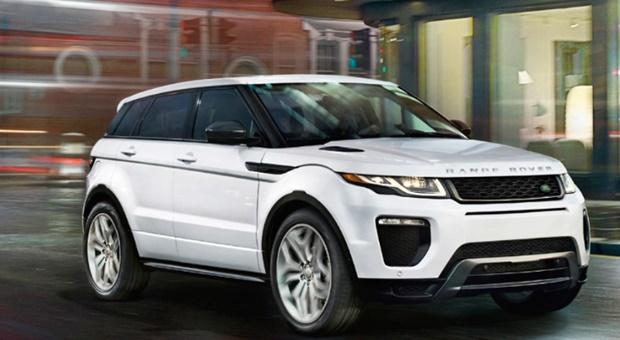 2018  Range Rover Evoque price, diesel, release date, mpg