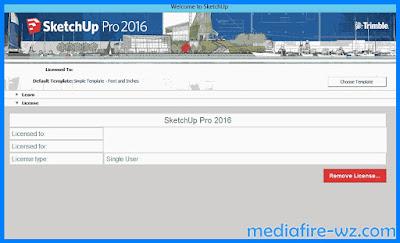 SketchUp Pro 2016 32bit - 64bit cracked