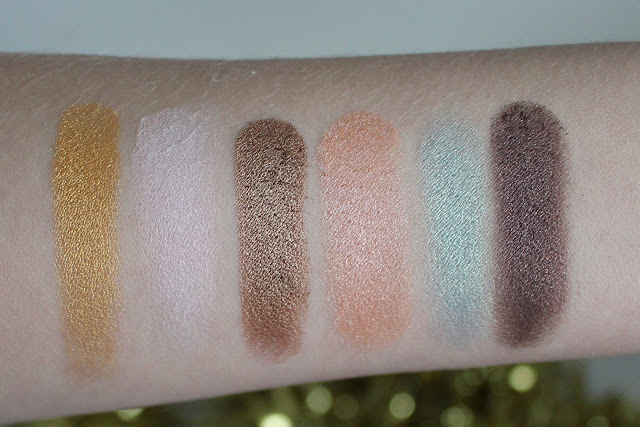 Solar Complete Color Mineral Palette by pacifica #9