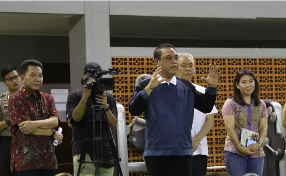 AGEN BOLA - Cabang Bulutangkis Diharapkan Harumkan Indonesia Di Asian Games