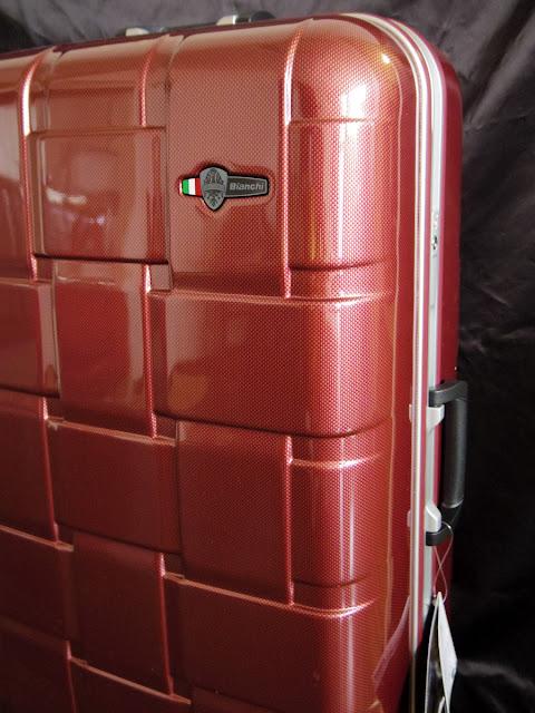 Bianchi(ビアンキ)のスーツケース