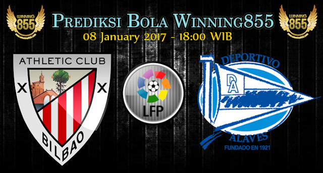 Prediksi Skor Athletic Bilbao vs Deportivo Alaves
