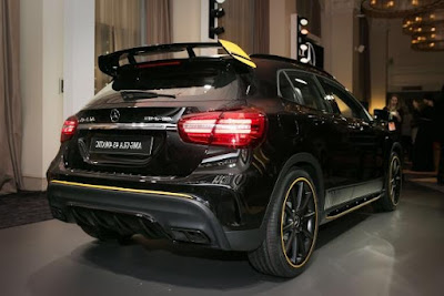 Mercedes Benz AMG GLA 45 2018 Review, Specs, Price