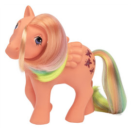 My Little Pony Flutterbye Classic Rainbow Ponies II G1 Retro Pony