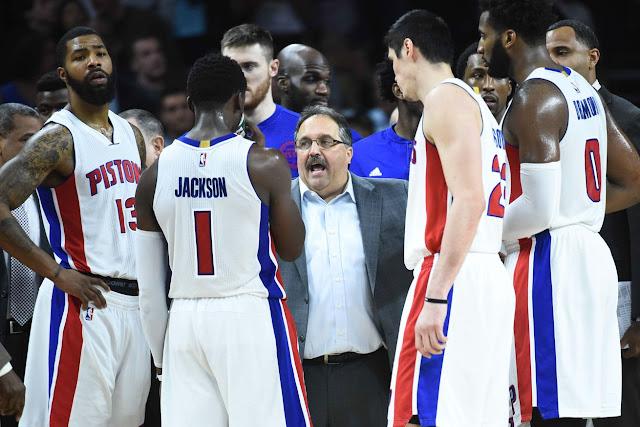 Stan Van Gundy et ses discours | PistonsFR actualité des Detroit Pistons en France