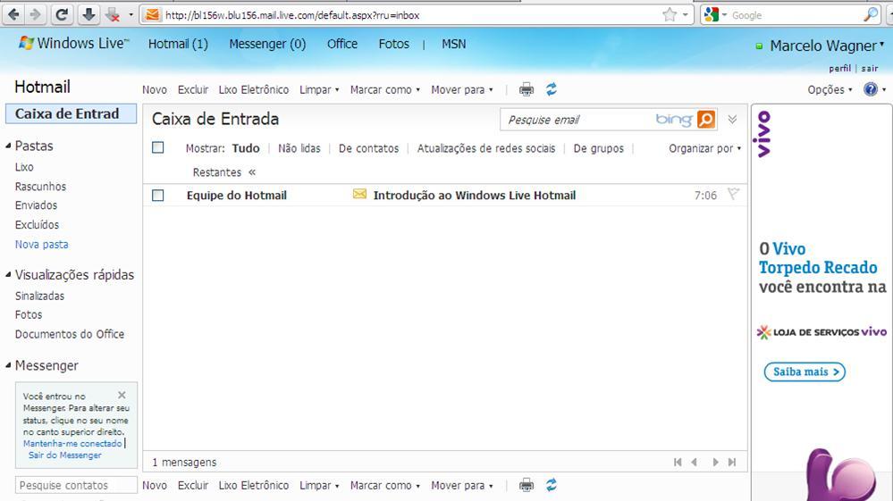 como criar email hotmail - photo #36