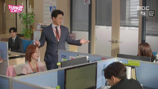 Sinopsis Radiant Office Episode 11 - 2