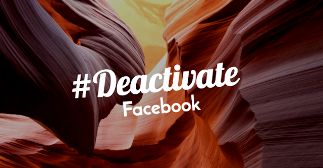 Deactivate Facebook Account Under 10 Secs #DeactivateFacebook