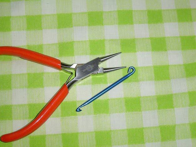 Convierte tu aguja en llavero