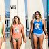 LONGBOARD - JOEL TUDOR INVITES THE   GIRLS TO THE DUCT TAPE
