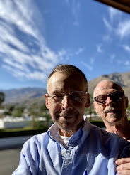 Ron and Pat Palm Springs 2020