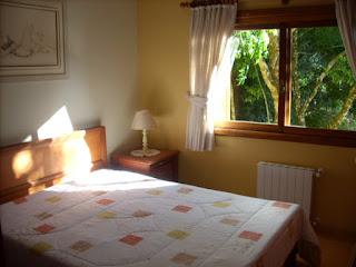 Dormitório - Apartamento aluguel Temporada Gramado