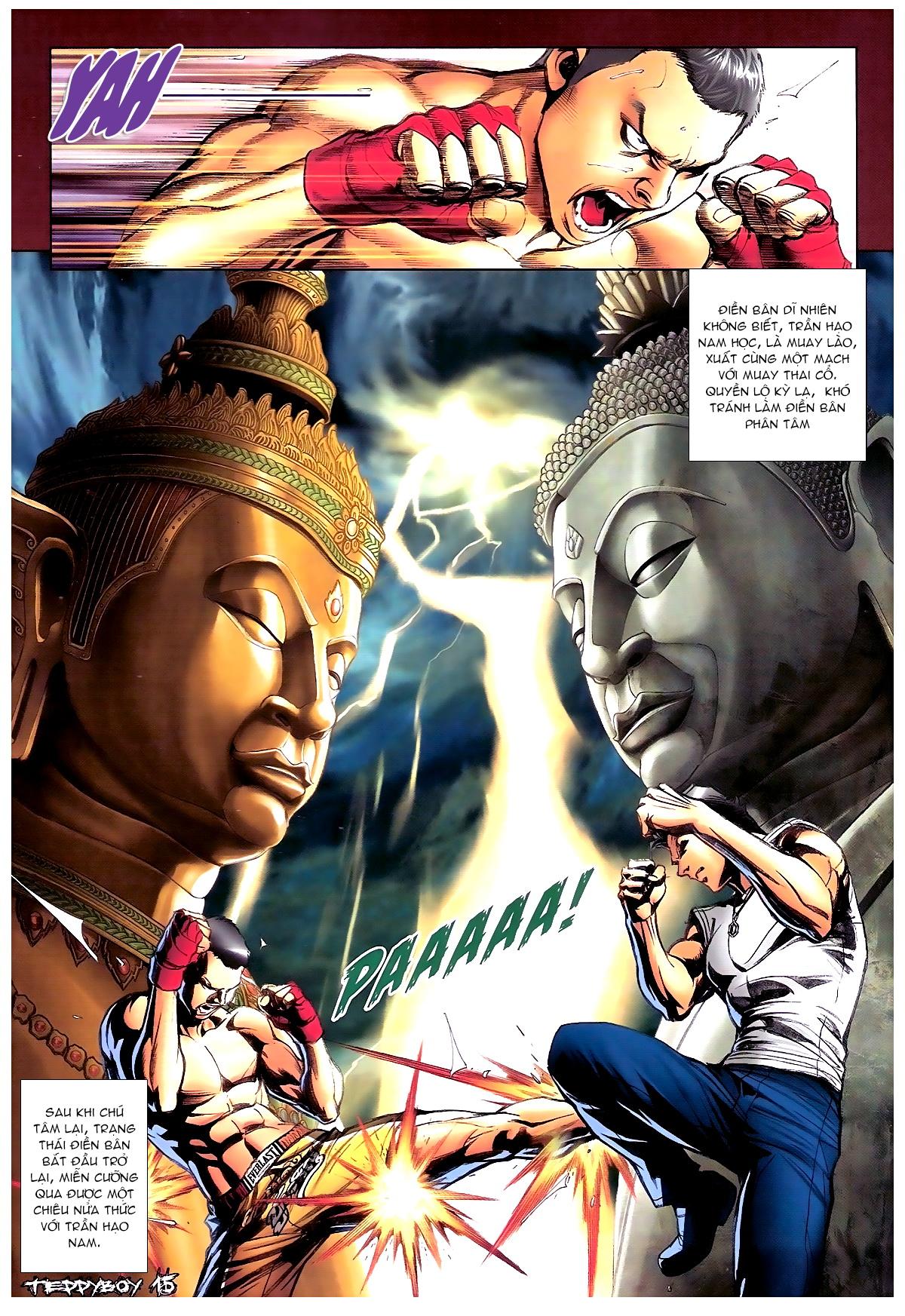 Người Trong Giang Hồ Chap 1387 - Truyen.Chap.VN