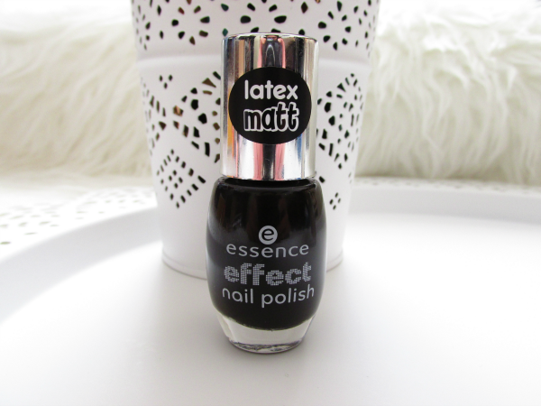 essence effect nail polish - latex matt