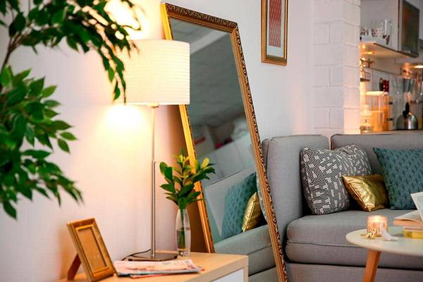Como os espelhos podem ser usados na decoração