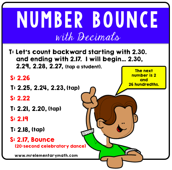 Buzz Worthy Ideas - 3 Math Routines to Build Number Sense