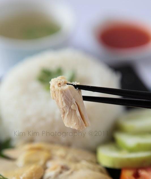 Chinese Food Week Ncc Hainan Chicken Rice By Kim Kim