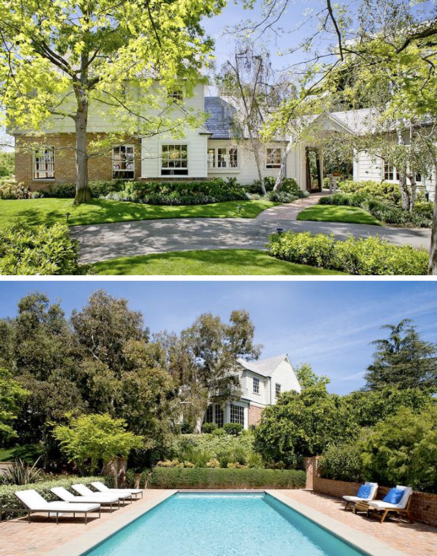 Houston new homes harrison ford lists long time l a estate for A bedroom in the wee hours of the morning