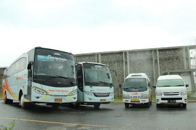Info Harga Sewa Bus Pariwisata di Bandung