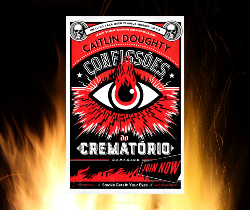 Resenha: Confissões do Crematório, de Caitlin Doughty