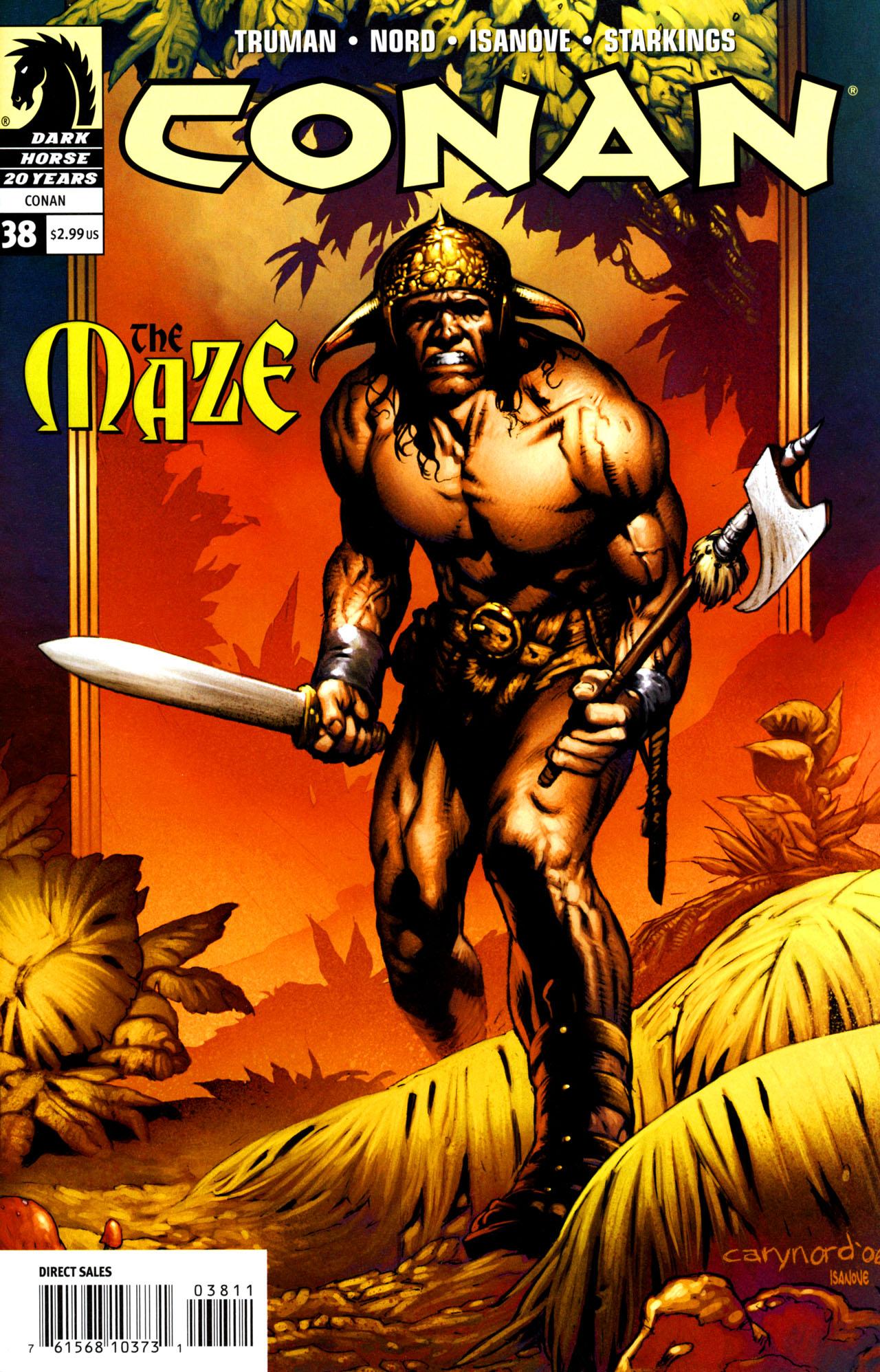 Conan (2003) 38 Page 1
