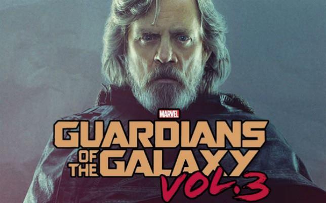 Mark Hamill potrebbe entrare nel cast di Guardiani della Galassia Vol. 3