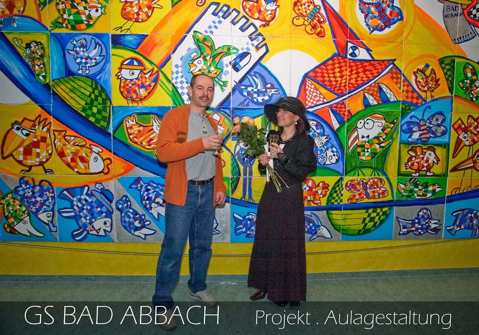 Der Bananensprayer Thomas Baumgartel Markiert Galerien Und