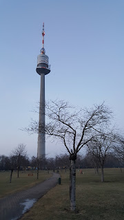 Donautrum Tower Vienna