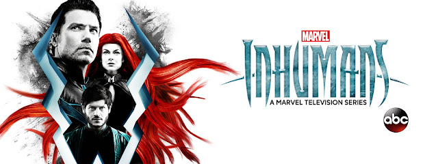 Inhumans serial Marvel 2017