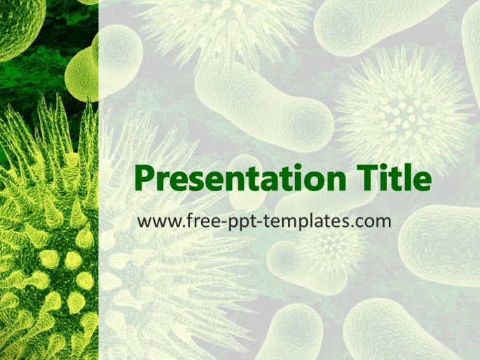biology ppt template, Powerpoint templates