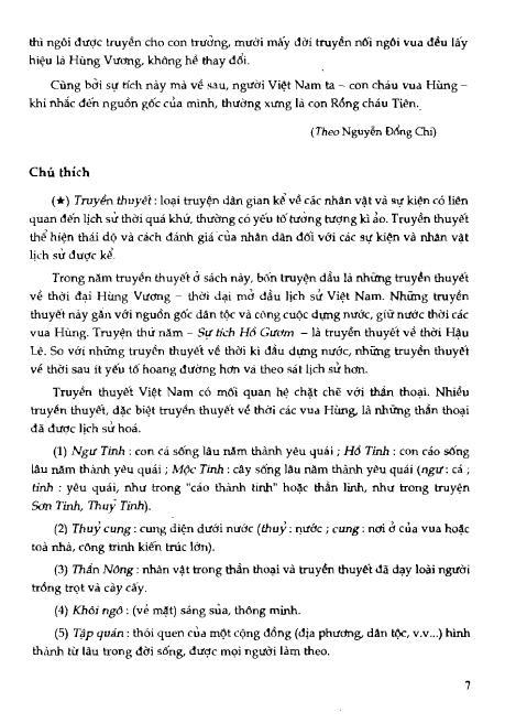 Trang 8 sach Sách Giáo Khoa Ngữ Văn Lớp 6 Tập 1