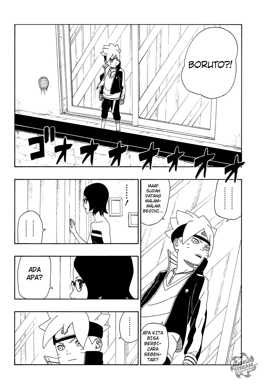 Komik Boruto Chapter 13 Bahasa Indonesia