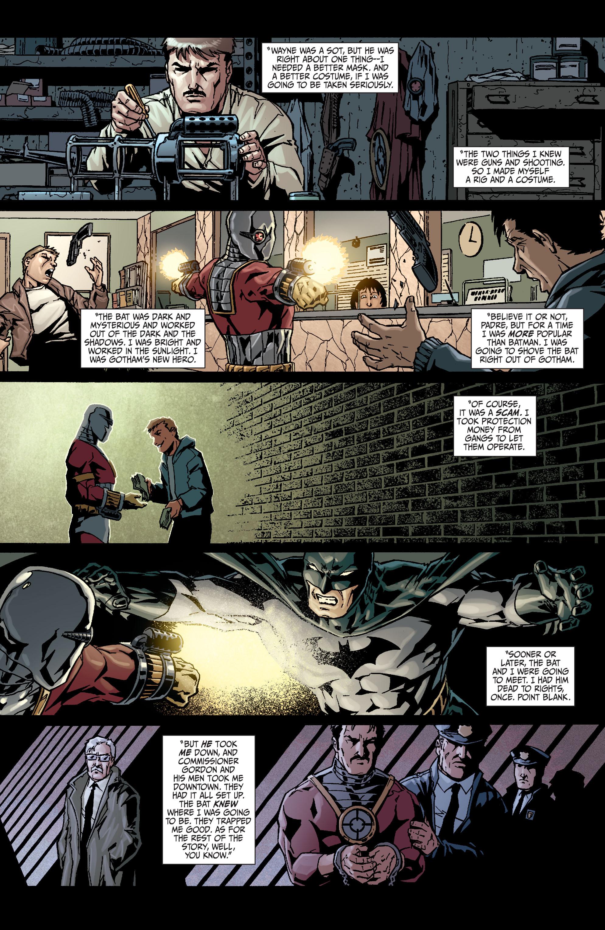 Read online Secret Six (2008) comic -  Issue #15 - 18