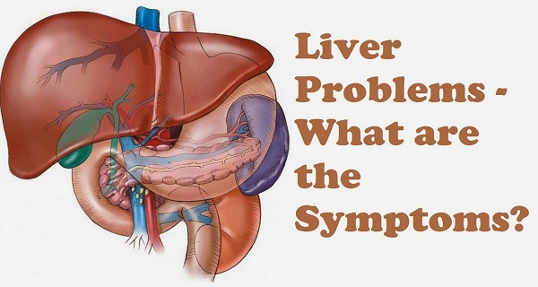 10 warning signs that something is wrong with your liver, Sphenoid