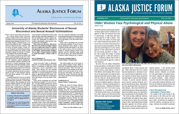 Click through to sign up for resdesigned Alaska Justice Forum online.