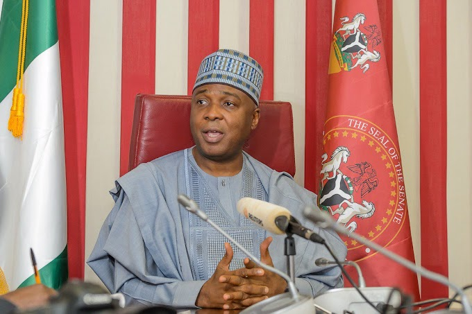 Saraki speaks on being offered automatic ticket, oil well If Remains InThe Ruling Party