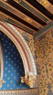Décoration intérieur du Château de Blois