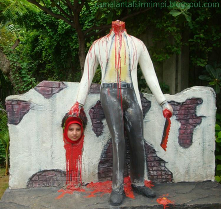 Apa yang terjadi di masyarakat bila mendengar berita tentang hantu 10 Arti Mimpi Lihat Hantu di Rumah Menurut Primbon Jawa
