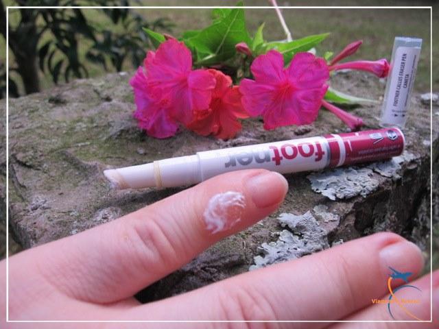 Caneta Footner Callus Eraser Pen